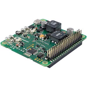 UPS+ for the Raspberry Pi RITTER ELEKTRONIK E-002-4865