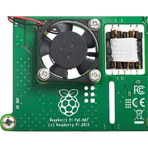 Raspberry Pi - PoE-Shield für Raspberry 3 B+ RASPBERRY PI POE-BOARD