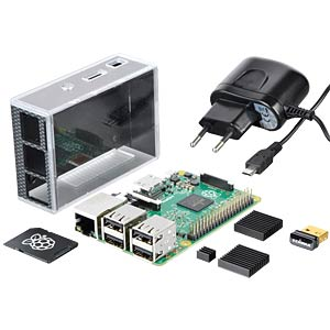 Das reichelt Raspberry PI 2 All-In-Bundle REICHELT RASP 2 B ALL IN BUNDLE