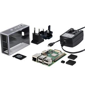 RASP 3 B+ ALL IN - Das reichelt Raspberry PI 3 B+ All-In-Bundle