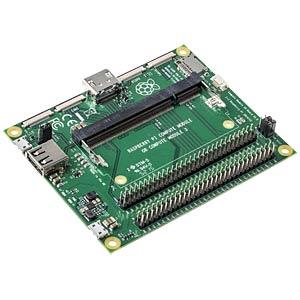 Raspberry Pi - Compute Module 3 E/A-Platine RASPBERRY PI COMPUTE MODUL 3 I/O