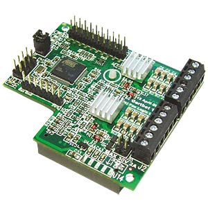 Gertbot Robotics Board for Raspberry Pi GERTBOARD GERTBOT