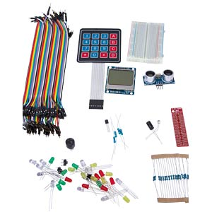 The Teach Kids to Code Starter Kit 2.0 for Raspberry Pi CODING WORLD P-123