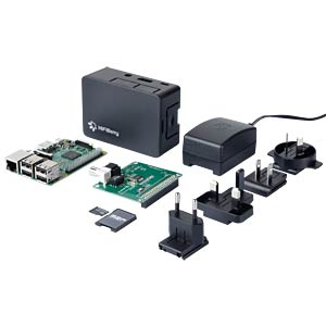 Raspberry and HiFiBerry bundle 5 including Max2Play RASPBERRY PI RASP M2P BDL 5