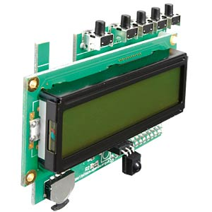 RPI expansion, Piface control and display PIFACE PIFACE CONTROL & DISPLAY