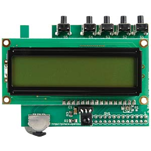 Raspberry Pi Shield - PiFace Control & Display PIFACE PIFACE CONTROL & DISPLAY