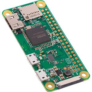 RASP PI ZERO W - Raspberry Pi Zero W v.1.1