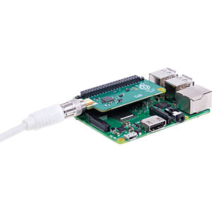Raspberry Pi - TV-Shield DVB-T2 für Raspberry Pi RASPBERRY PI RASPBERRY PI TV-UHAT