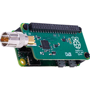 Raspberry Pi - TV-Shield DVB-T2 for Raspberry Pi RASPBERRY PI RASPBERRY PI TV-UHAT