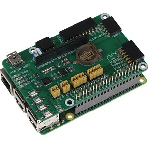 Raspberry Pi Shield - Multifunktionsplatine Explore 500 JOY-IT RB-EXP500