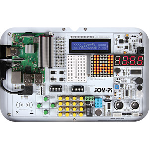 Raspberry Pi - Joy-Pi Experimentier- / Education-Koffer JOY-IT RB-JOYPI