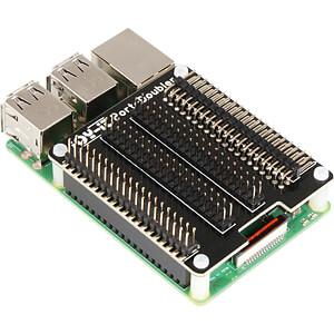 Raspberry Pi Shield - GPIO Port Doubler JOY-IT RB-PORT-DOUBLER
