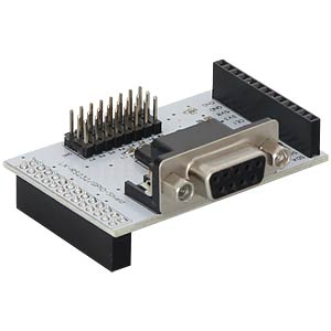 Raspberry Pi Shield - RS232-Schnittstelle LBL RB-RS232