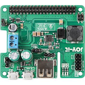 Raspberry Pi - Der StromPi 3 JOY-IT RB-STROMPI3