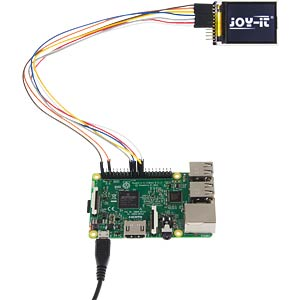 Entwicklerboards - 4,57 cm (1,8) TFT-Display JOY-IT RB-TFT1.8