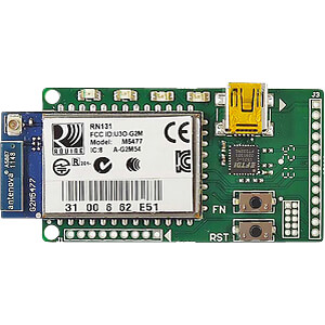 Evaluation kit RN-131-EK MICROCHIP RN-131-EK