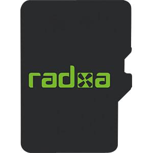 Rock Pi - OS 16GB microSD-Karte, Class 10 RADXA DEBIAN DESKTOP OS