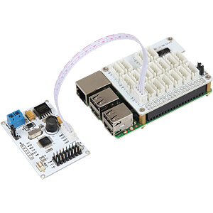 Raspberry Pi Shield - Analog-/Digitalconverter JOY-IT LK-BASE-RB