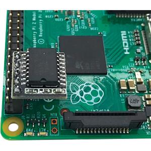 Raspberry Pi- Real-Time-Clock-Modul SERTRONICS RPI-RTC