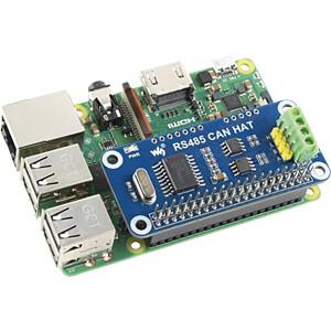 Raspberry Pi Zero Shield - RS485 CAN HAT WAVESHARE RPI-485CAN
