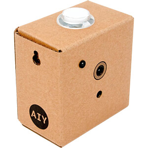RPI AIY VISION - Google AIY Vision Kit inkl. Raspberry Pi Zero WH