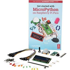 RPI BDL PI PICO - Das reichelt Raspberry Pi Pico Bundle (EN)