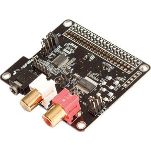 Shield Raspberry Pi - HiFiBerry DAC+ ADC HIFIBERRY HIFIBERRY DAC+ ADC