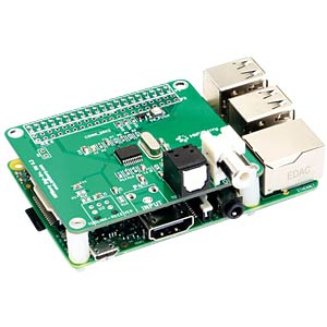 Raspberry Pi Shield - HiFiBerry DIGI+ transformer HIFIBERRY HIFIBERRY DIGI+ TRANSFORMER
