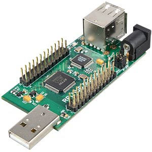Interface expansion for the Raspberry Pi FTDI RPI HUB MODULE