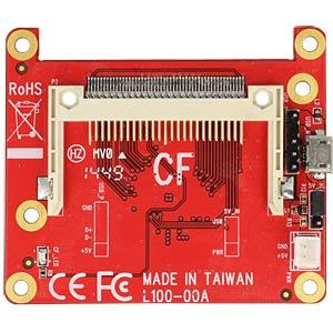 Raspberry Pi - Konverter Micro-USB auf CF DELOCK 62625
