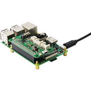 ReSpeaker 2-Mic HAT für Raspberry Pi SEEED 107100001
