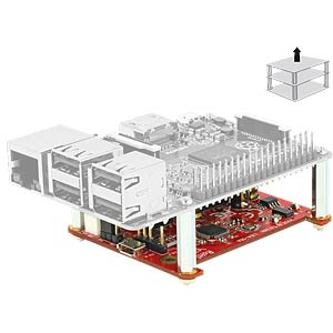 Raspberry Pi - Konverter USB auf 4x USB 2.0 A DELOCK 62650
