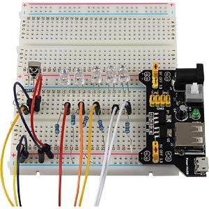 Entwicklerboards - Spannungsversorgung f. Steckboards JOY-IT SBC-POW-BB