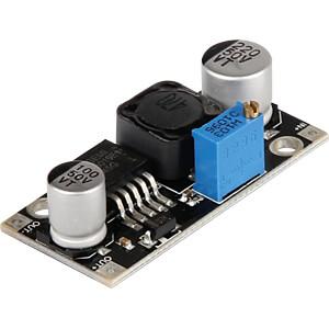 Entwicklerboards - Spannungsregler 20 W, DC/DC-Wandler JOY-IT SBC-XL6019