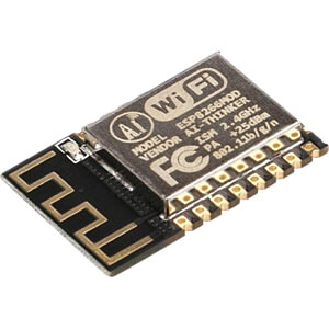 Entwicklerboards - ESP8266 WiFi-Auflötmodul JOY-IT SBC-ESP8266-12F