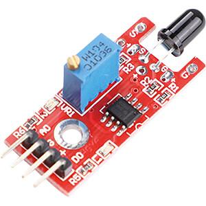 DEBO FLAME SENS - Entwicklerboards - Flammen-Sensor