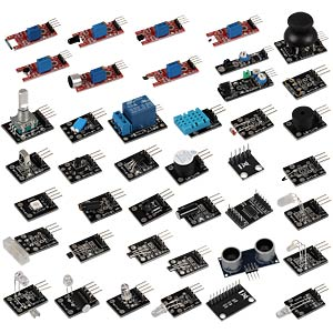 Entwicklerboards - Sensor-Kit 40 in 1 JOY-IT SEN-KIT02