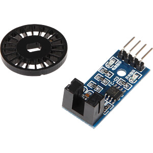 Entwicklerboards - Speed-Sensor LM393 JOY-IT SEN-SPEED