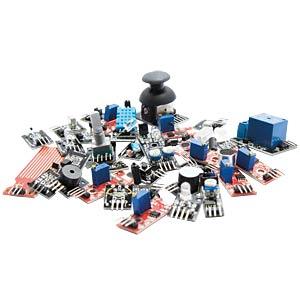 Raspberry Pi - Das Jugend Programmiert Sensoren & Aktoren Kit CODING WORLD P-128