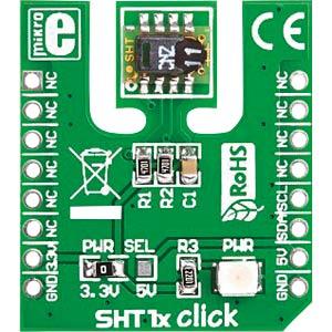 MIKROE-949 - Digitaler Luftfeuchte- & Tem.-Sensor - Click Board™,SHT11