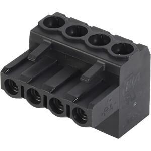 Schraubklemme, steckbar, 4-pol, RM 5,00 RIA CONNECT 31348104