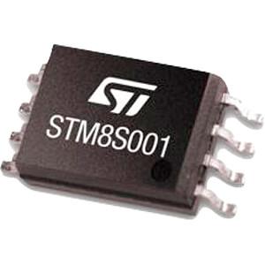 STM8S 8-Bit-MCU, 16 MHz, 8 KB, 1 KB, SO-8 ST MICROELECTRONICS STM8S001J3M3