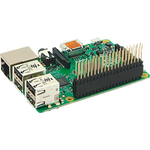 Raspberry Pi - Stacking-Header, 40-polig, RM 2,54 SERTRONICS STACKH-2X20P
