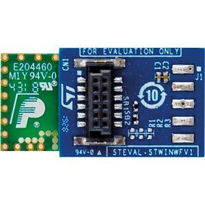 STEVAL-STWINWFV1 - ISM43362-M3G-L44-E 802.11 Wireless LAN Erweiterungsplatine