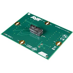 STK600 routing, socket, expansion card ATMEL ATSTK600-ATTINY10