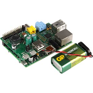 Raspberry Pi - Der StromPi JOY-IT RB-STROMPI