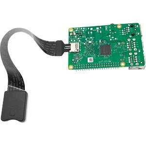 Raspberry Pi - MicroSD-Verlängerung, flexibel, 15cm SERTRONICS TFEXT-15