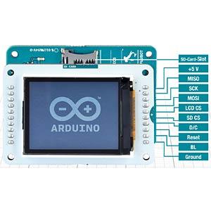 """4,5 cm (1,77"""") LCD für den Arduino, 160x128p ARDUINO A000096"""
