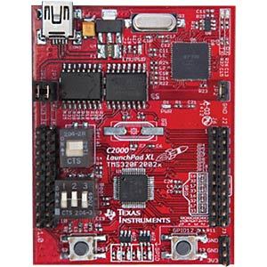 C2000 Piccolo LaunchPad - Testplattform TEXAS INSTRUMENTS LAUNCHXL-F28027