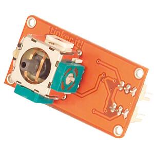 Arduino - TinkerKit Joystick Modul ARDUINO T000030